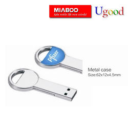 Factory laser logo opener minis usb;upload file embossing logo usb flash drive;tested machine usb sticks 32gb promotional
