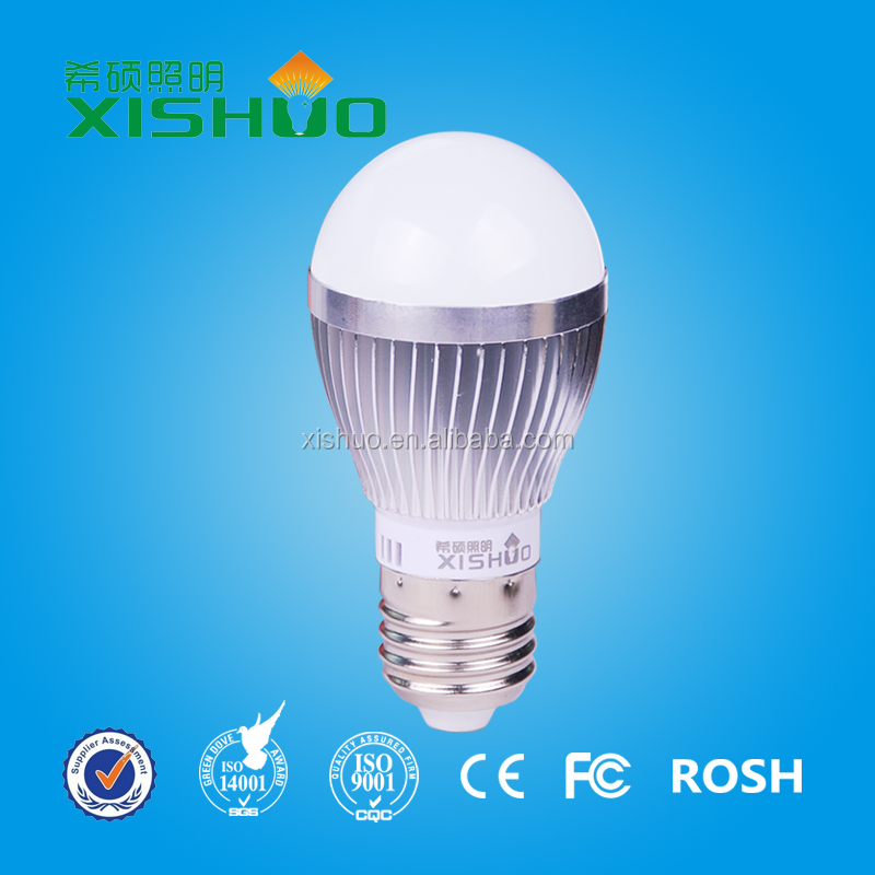 made in china manufacturer dimmable good price led bulb street light 12w led light bulb b22 12v UL CUL COB