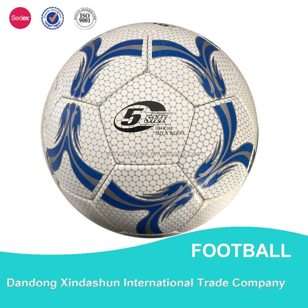 Chinese manufacture world Cup football Soccer Balls Size Five 5#