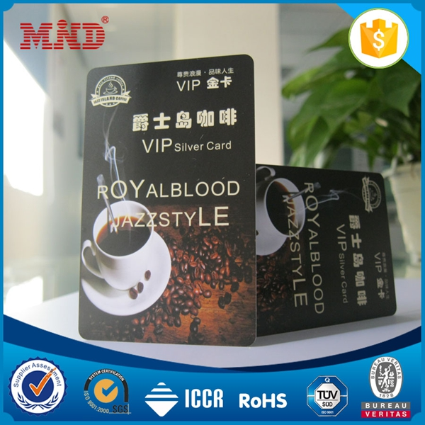 MDPC037 High quality Prepaid Scratch Phone Calling PVC scratch card
