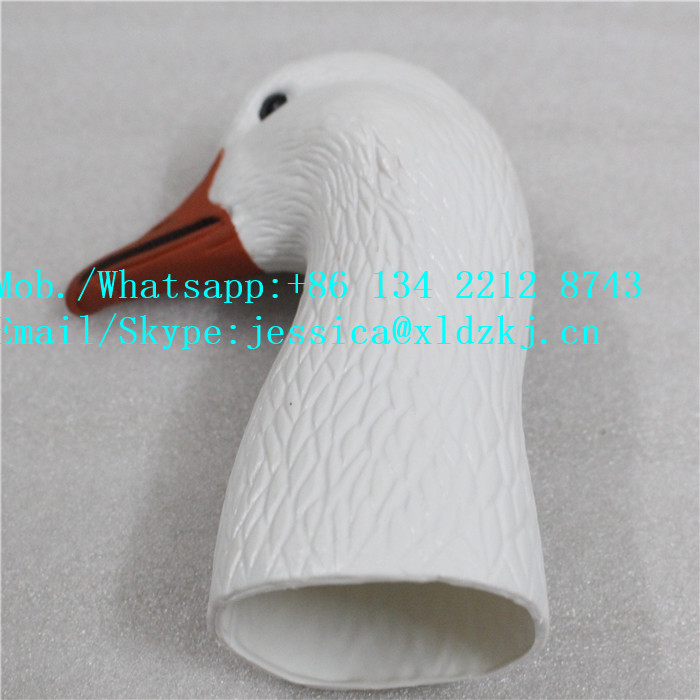 high quality EVA windsock snow goose decoys head for outdoor hunting from manufacturer of China