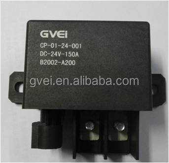 high power 24Volt 150A New Brand replay Made In China 106100100