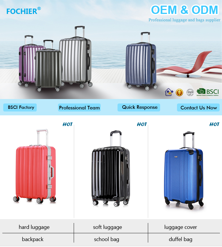 3 piece polo trolley luggage set with 20 24 28 luggage sizes
