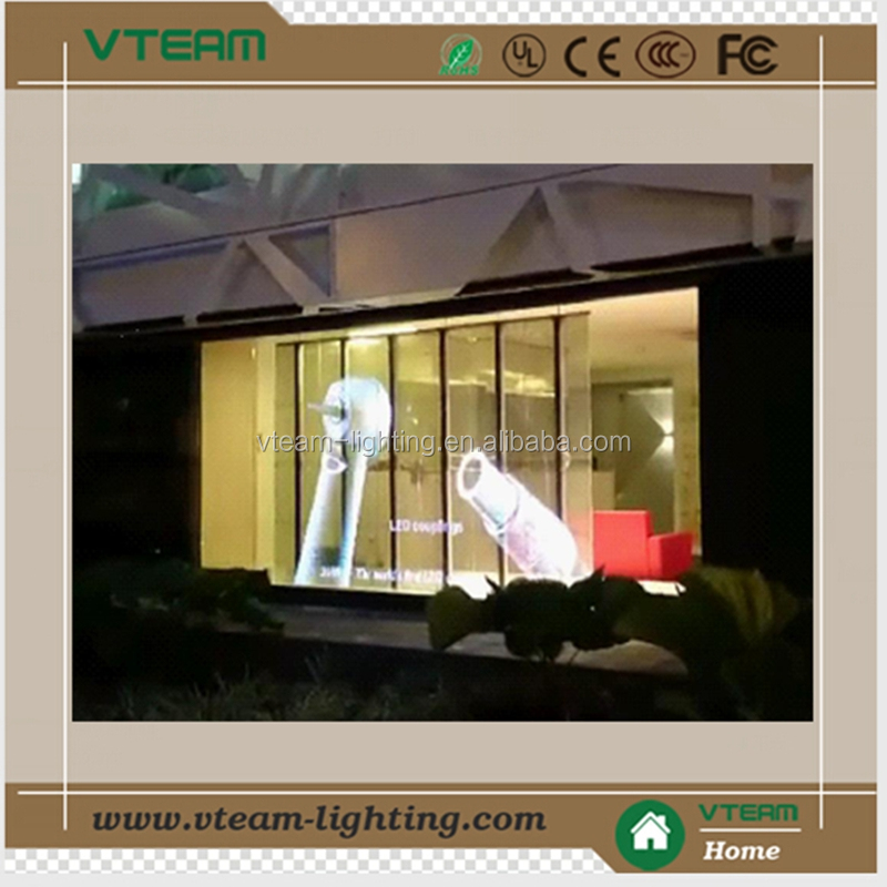 Magic window display /Transparent glass LED screen display
