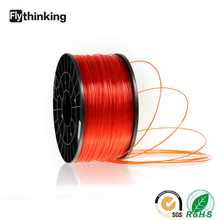 3D Printer Transparent Spool 2.85mm Filament PLA/ABS/HIPS High Quality For 3D Printing
