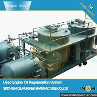 Factory Price Used Motor Oil To Diesel, Waste Oil To Diesel Plant, Waste Oil Recycling Equipment