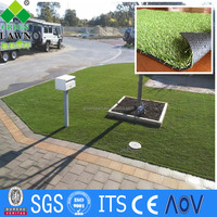 Landscaping Project Artificial Grass For Flooring
