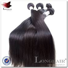 10 Years Manufacture Experience Import Original peruvian virgin hair straight 3pcs lot