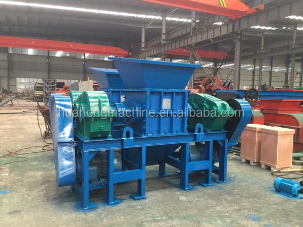 China High Efficiency Shredding Machine,Small Shredder For Sale