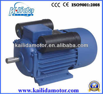 Single Phase Capacitor Start Induction Motor View Single