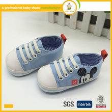 best selling cotton cheap soft sole canvas cloth kids sports shoes