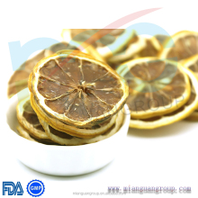 Dried lime/ Dehydrated lemon tea