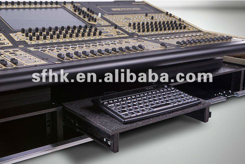 RK Mixer Console Cases for Digico SG83 --- 04