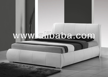 Eamonn PU Leather Bed