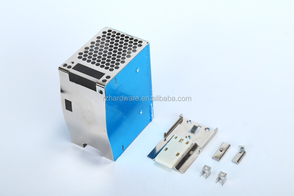 Chinese supplier Different Size Din Rail Enclosure and Electric Eletronicos Din Rail Housing
