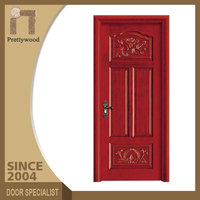 Classic Style Natural Cheap Italian Used Solid Wood Interior Doors