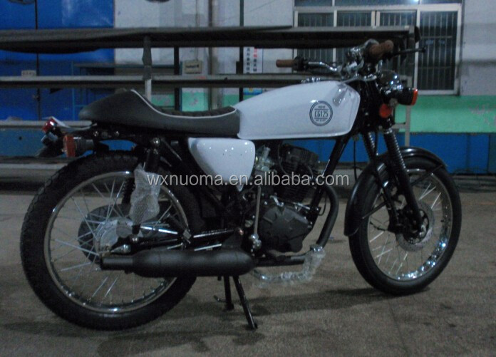 New CG125 motorcycle, 125cc spoked wheel retro motorcycles