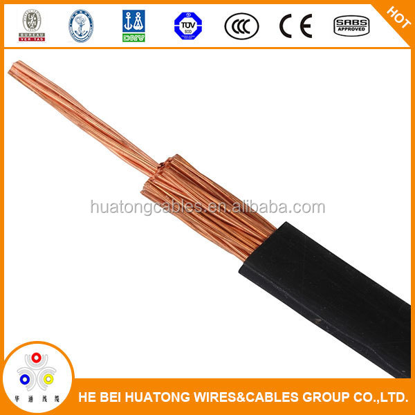CE certificate pvc insulation electric wire 4mm2 elektrik cable