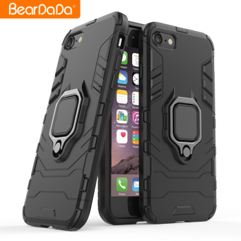 Attractive Appearance Mobile phone accessories shockproof Magnetic cover for iphone 7, for iphone 7 plus case