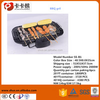 wholesales yongkang indoor electric bbq grills for family