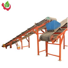 China used fertilizer belt conveyor industrial automation equipment rubber belt conveyor