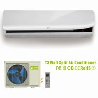 2016 lower consumption wall split type inverter air conditioner