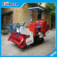 wheat and rice thresher machine/paddy rice thresher for farmers