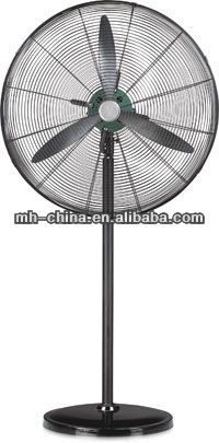 "26"" industrial stand fan with 3 iron blades FS-650"