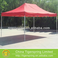 metal frame outdoor market tent folding canopy
