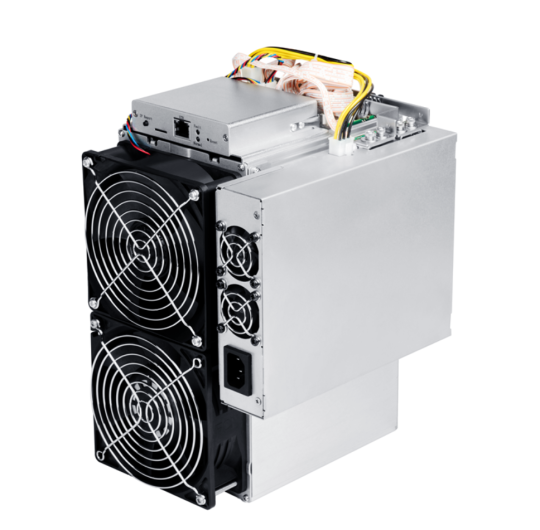 Exposed Die 7nm Technology SHA256 more power efficient 57J/T Antminer S15 T15 with PSU Bitcoin mining machine
