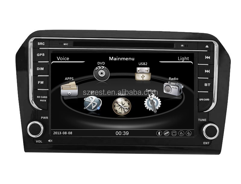 ZESTECH Wholesales 7in car dvd for VW JETTA 2013 car dvd cd radio player with gps navi head unit