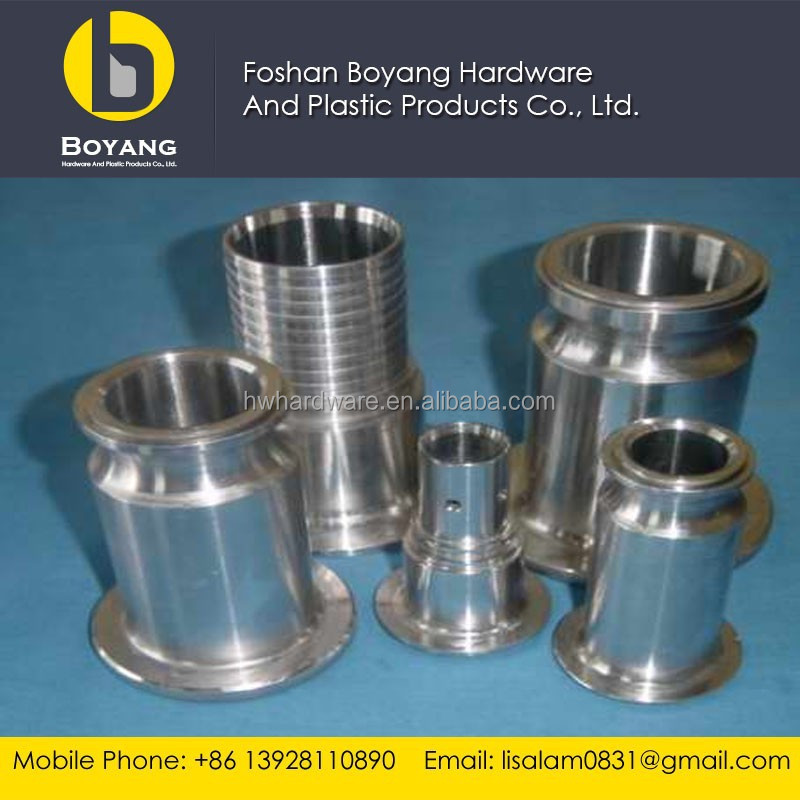 OEM stainless steel supermax milling machine spare parts