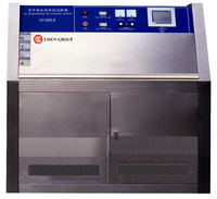 UV-263LS UV aging test Chamber Temperature is adjusted by a controller with a microcomputer calculation functions