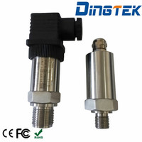 DP100 high accuracy capacitive pressure sensor oil pressure sensor water tank sensor for pumps for enginer used in industrial