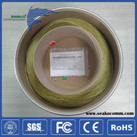 Air Blown Fiber Unit (ABF) 2~12 Fibers/Cores G.652D/G.657A1, FU fiber optic cable bundle