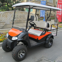 4 seat off road electric golf cart