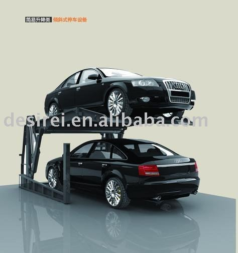 hydraulique parking ascenseur pour 2 voiture equipements. Black Bedroom Furniture Sets. Home Design Ideas