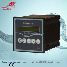 cheap residual chlorine meter with analog output/chlorine sensor