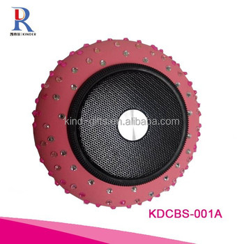 Custom Design and Logo Printing iUFO Bluetooth Speaker