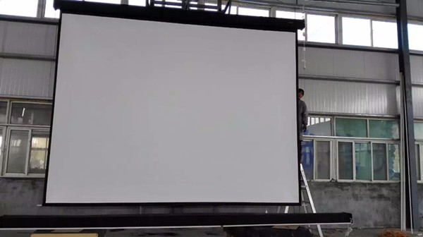 OEM 1:1,4;3 16:9 Manual/Tripod/Electric projection screen