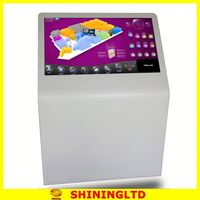 touch screen induction cooker