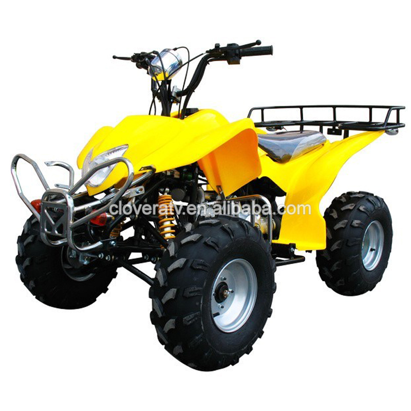 Chinese Cheap Used 110CC Sport ATV 125CC Quad ATV with 8 Inch Big Wheel