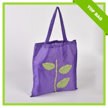 Custom Print 190T Polyester Folding Shopping Bag/ & Nylon Bag