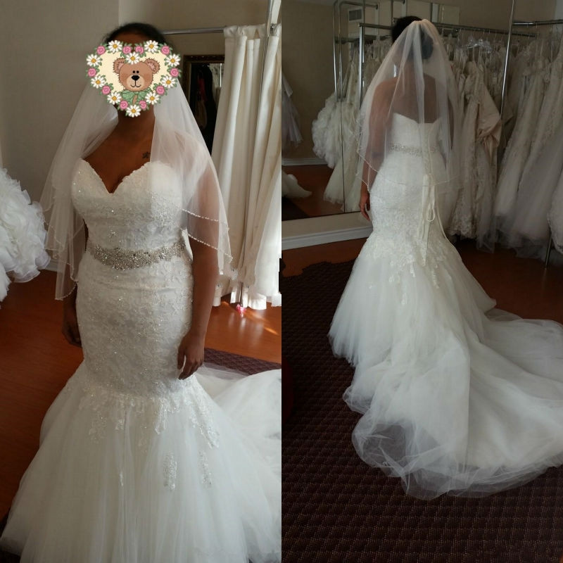 Ll034 Bridal Dress Country African Wedding Gowns Vintage Lace
