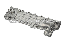 Oil Cooler Cover for ISUZU Engine No.4BE1/ 4BC2/ 4BF1/ NPR/ KS22, OE:8-94438-371-0