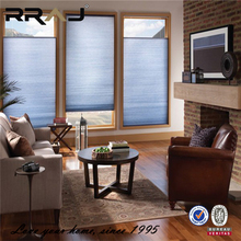 RRAJ New Designs honeycomb blinds top down bottom up motorized for windows