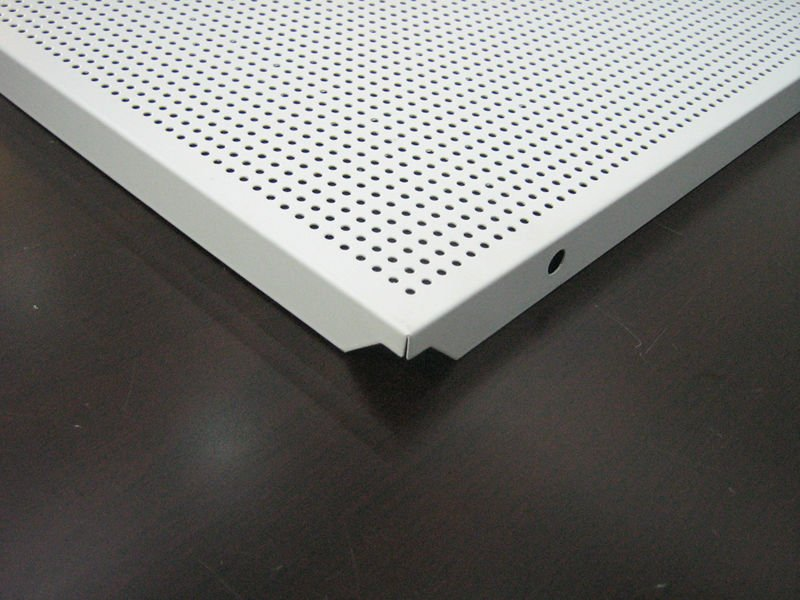 Perforated Aluminum Ceiling( Standard White) - Buy Aluminum Ceiling,Metallic  Ceiling,Metal Ceiling Product on Alibaba.com - Perforated Aluminum Ceiling( Standard White) - Buy Aluminum