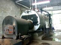 Service overhould and modification boiler system