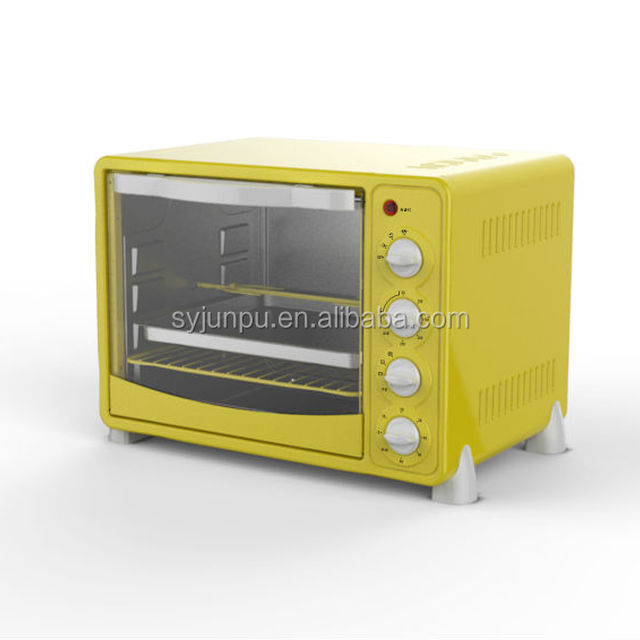 best color best selling high quality kitchen 25L electric oven and toaster