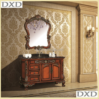 Cherry Shaker Bathroom Cabinet, View bathroom cabinets, DXD Product Details  from Guangzhou DXD Trading Co., Ltd. on Alibaba.com